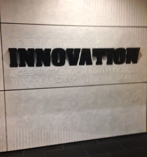 What a bank can teach leaders about innovation