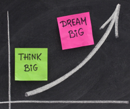 How you can achieve big goals