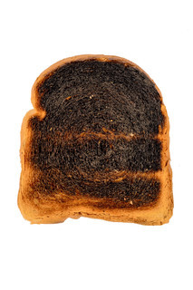 What leaders can learn from burnt toast
