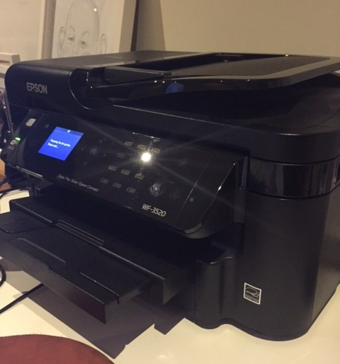 Why are printers so ugly?